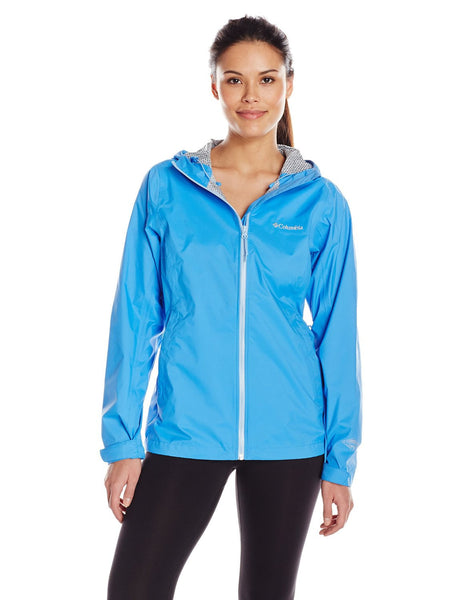 Columbia  Evaporation Jacket - Harbor Blue - Womens
