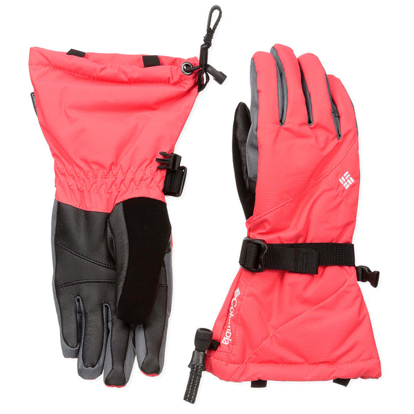 Columbia Torrent Ridge Gloves  -  Harbor Blue - Womens