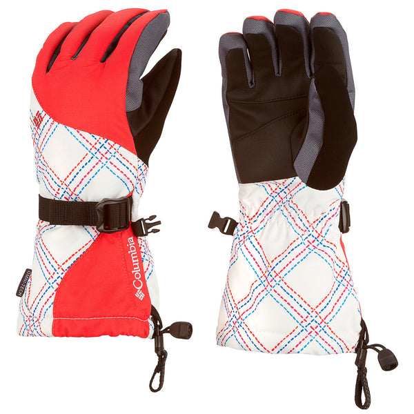 Columbia Whirlibird Gloves  - Black - Womens