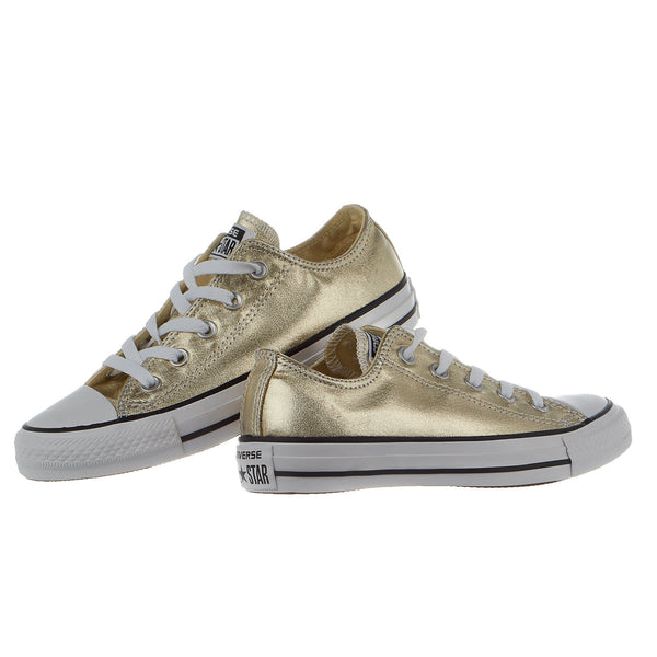 Converse Chuck Taylor All Star Metallic Canvas Ox - Women's
