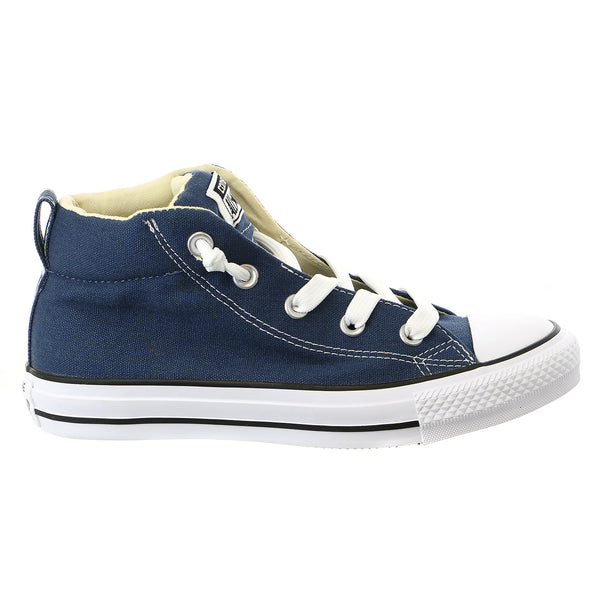CONVERSE Unisex Chuck Taylor Street Mid Fashion Sneaker Shoe - Mens