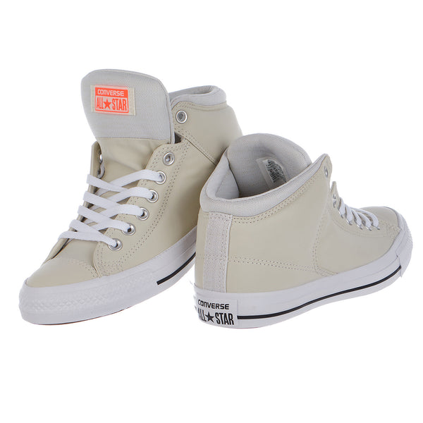 Converse Chuck Taylor High Street Summer Mid Cut Canvas Shoes - Men's