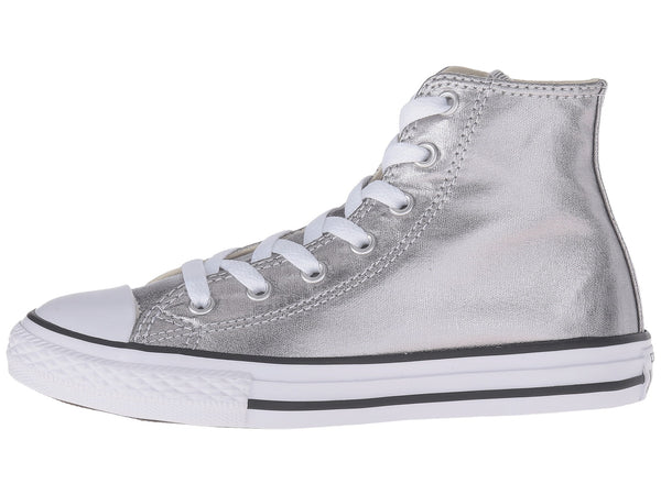 Converse Kids Chuck Taylor All Star Metallic Canvas Hi -Kid's