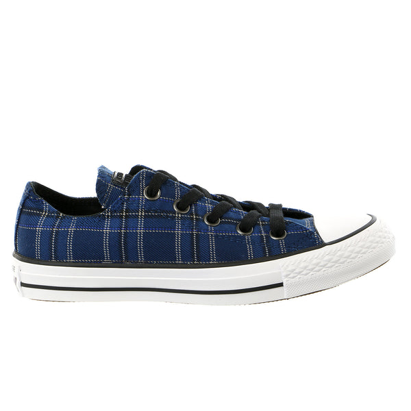 Converse Chuck Taylor All Star Plaid Ox Sneaker Shoe - Womens