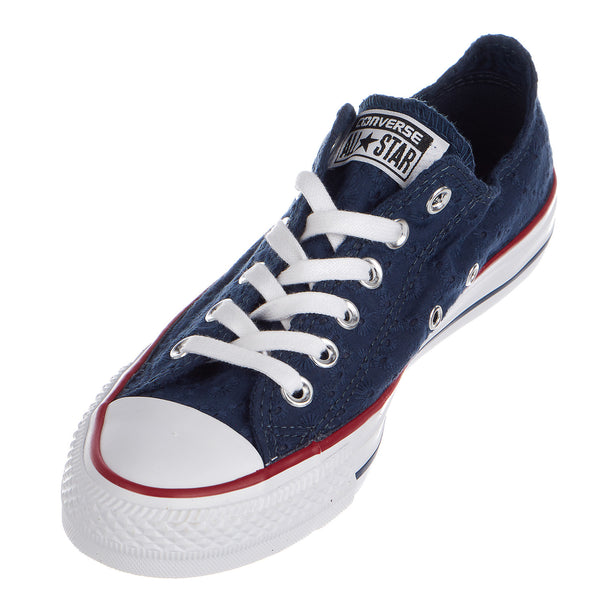 Converse Chuck Taylor All Star Eyelet Stripe Ox - Women's