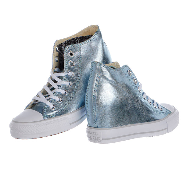 Converse Chuck Taylor All Star Lux Metallic Mid Top - Women's