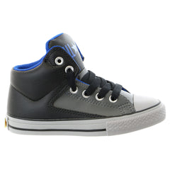 CONVERSE Chuck Taylor All Star High Street Hi Top Fashion Sneaker Shoe - Kids