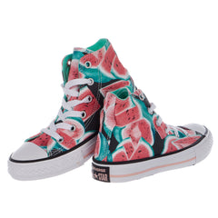 Converse Chuck Taylor All Star Watermelon High Top - Kid's