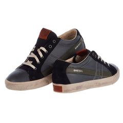 Diesel Velows String Low Fashion Sneaker - Men's