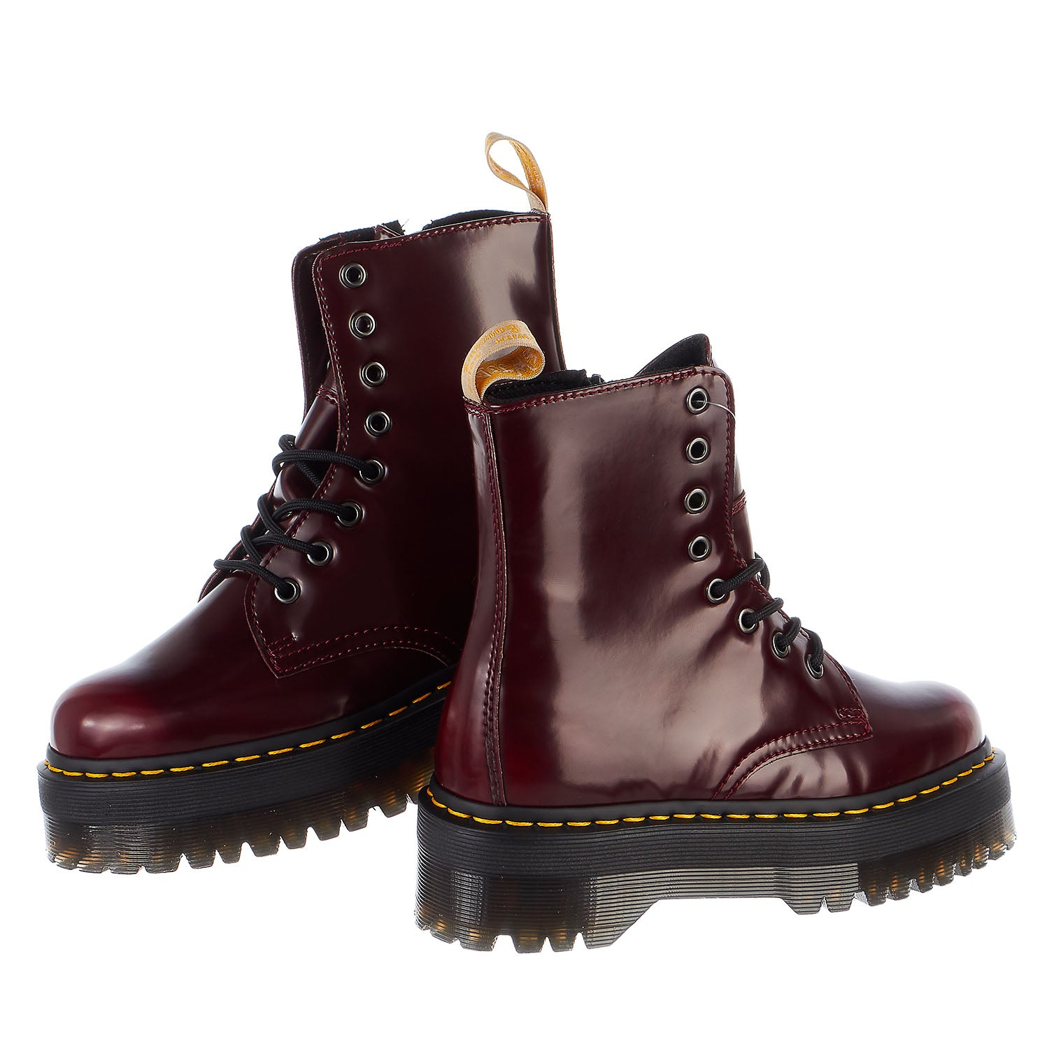 dc51f6f382a Dr. Martens Vegan Jadon II 8-Eye Boot - Women s - Shoplifestyle