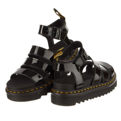 Dr. Martens Women's Blaire Patent Leather Fisherman Sandal