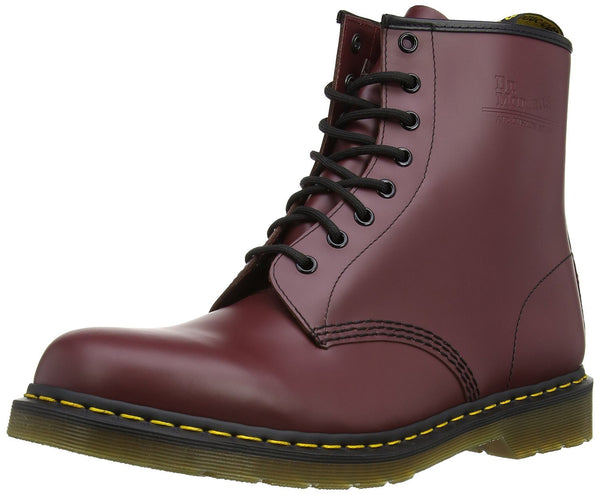 Dr. Martens 1460 Classic Boot  - Cherry Red Rouge Leather - Mens