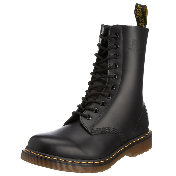 Dr. Martens 1490 Boot  - Black - Womens