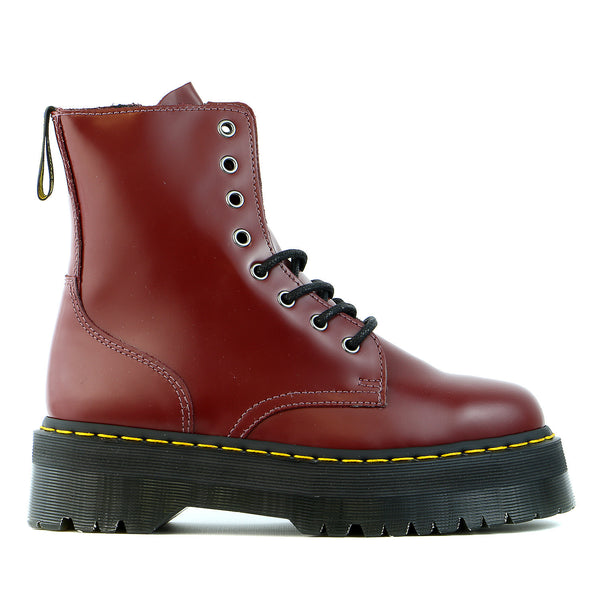 Dr. Martens Jadon Boot - Black - Womens