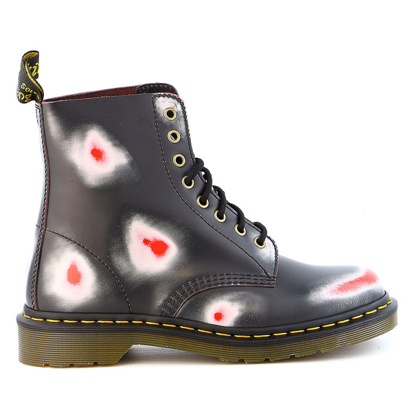 Dr Martens  Pascal Boots - NAVY WHITE RED - Mens