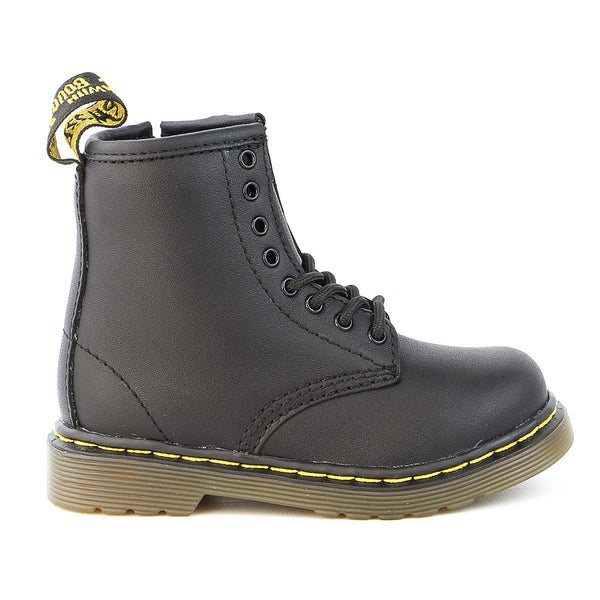 Dr Martens  Brooklee Boots  - Black Softy - Infant/Toddlers