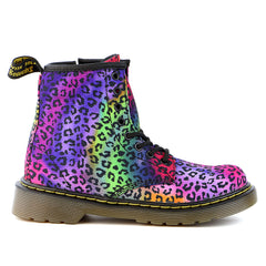 Dr Martens  Delaney Boots - MULTI - Boys