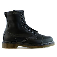 Dr. Martens Mace 10 Eye Boot  - Black - Mens