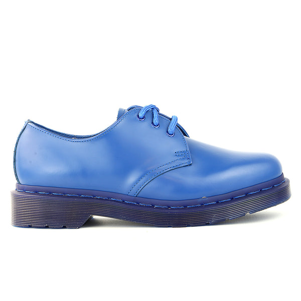 Dr. Martens 1461 Oxford Shoe - Blue - Womens
