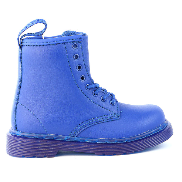 Dr Martens  Brooklee Boots - BLUE - Boys
