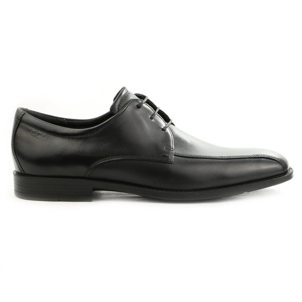 Ecco Edinburgh Bike Toe Tie Casual Oxford Shoe - Mens