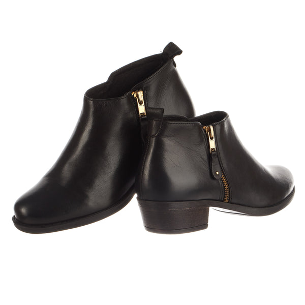 Eric Michael London Leather Bootie - Women's