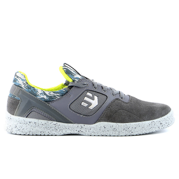 Etnies Highlight Skate Sneaker Shoe - Grey Camo - Mens