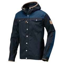 Fjallraven Greenland No.1 Special Edition Hooded Jacket - Dark Navy - Mens