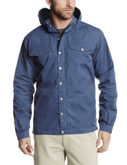 Fjallraven Greenland No.1 Shell Jacket - Uncle Blue - Mens