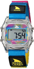 Freestyle Shark Fast Strap Retro 80's Watch with Multicolored Nylon Band (102245)
