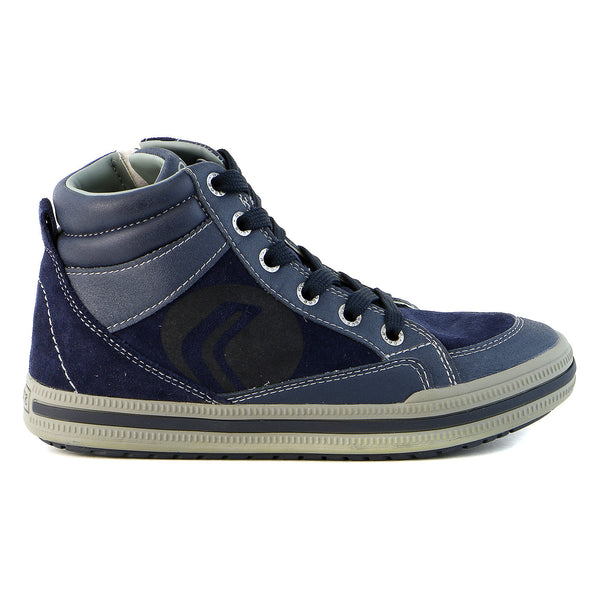 Geox J Elvis B Shoes - Dark Navy - Boys