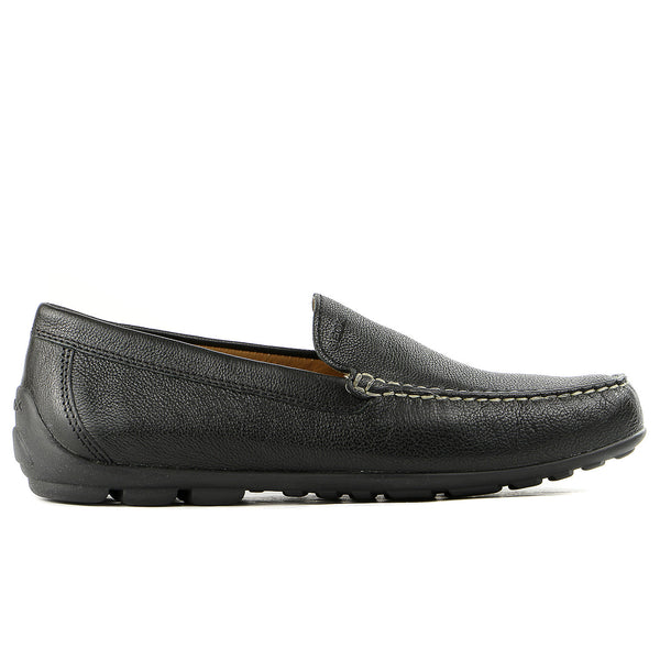 Geox Fast Driving Moccasin - Black - Mens