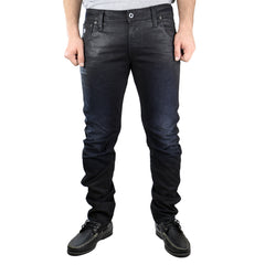 G-Star Arc 3D Slim Fit Effer Denim Jean - Dark Aged - Mens