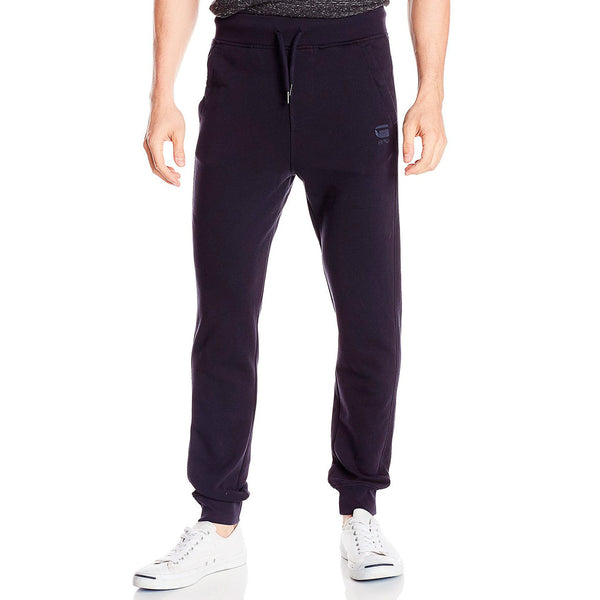 G-Star Low Tapered Sweatpants - Mazarine Blue - Mens