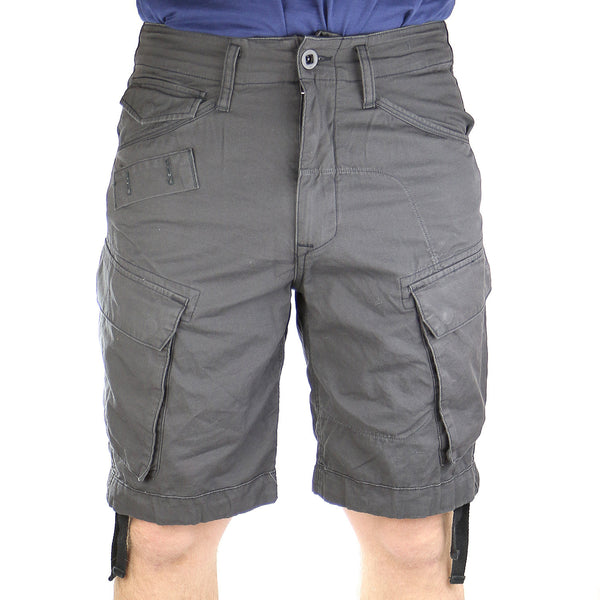 G-Star Rovic Field Loose Bermuda  Short - Raven - Mens