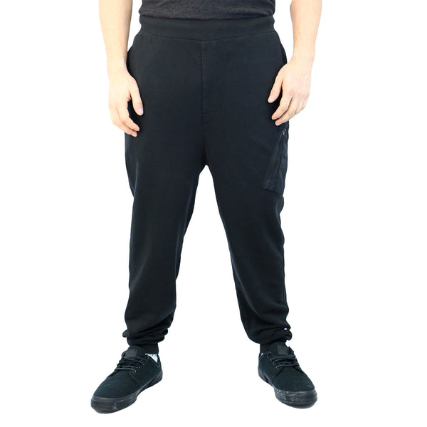 G-Star Omes French Terry Athletic Sweat Pants - Black - Mens