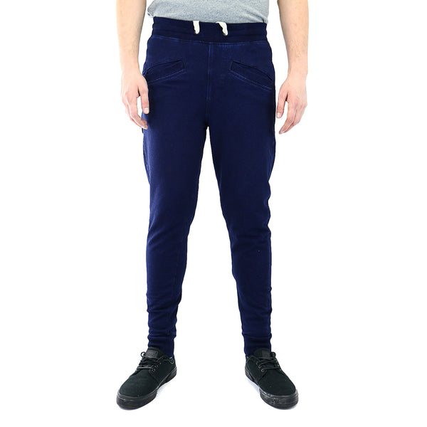 G-Star Davin 3D Indigo Jogging Athletic Sweat Pants - Rinsed - Mens