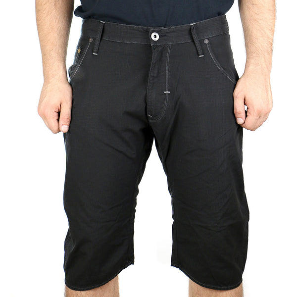 G-Star Arc 3D Loose Tapered Bermuda COJ Short - Black - Mens