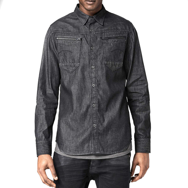 G-Star Arc Fashion Shirt - Rinsed  - Mens