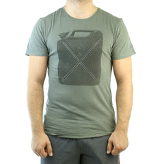 G-Star Ceaton 2 R S/S Tee Fashion T-Shirt - Raw Grey - Mens