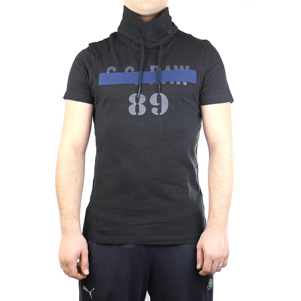 G-Star Rudder Tunnel Fashion Tee T-Shirt - Black - Mens