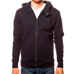 G-Star RAW Hoody Fashion Jacket - Mazarine Blue - Mens