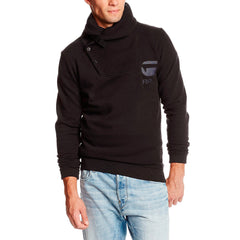 G-Star Kurleigh Aero Sweat Pullover - Black - Mens