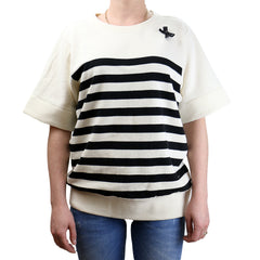 G-Star Relaxed Sweat Top - Milk - Womens