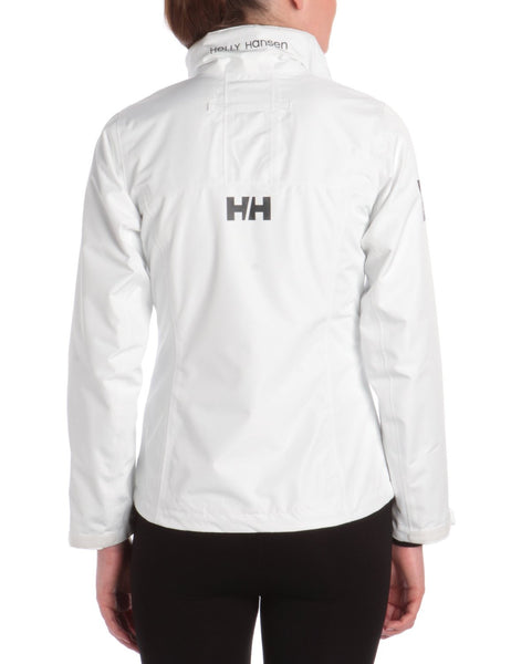 Helly Hansen Crew Midlayer Sailing Rain Jacket - Women's