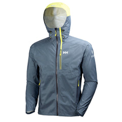 Helly Hansen Odin Moon Light Windbreaker Rain Hooded Jacket - Mens