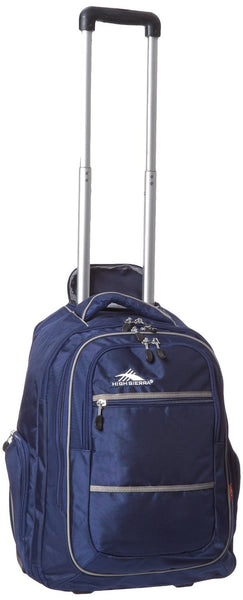 High Sierra Rev Wheeled Backpack  - Mens