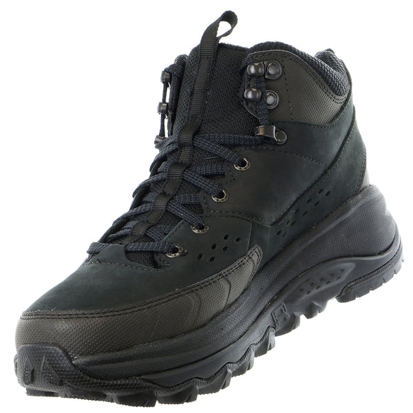 HOKA One One Tor Summit Mid Waterproof Hiking Leather Boot - Mens