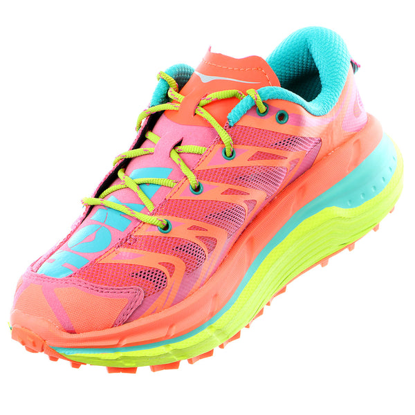 Hoka One One Speedgoat Trail Running Sneaker Shoe - Womens