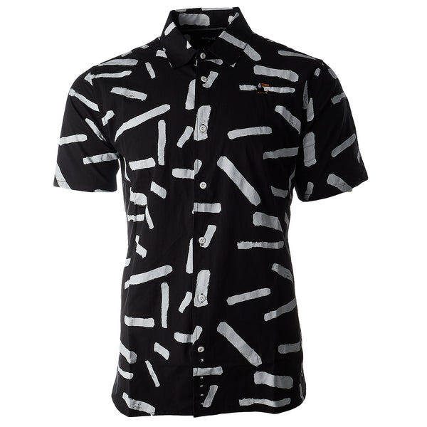 Hurley Bowie Short Sleeve Shirt - Men's